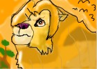 How to Draw (The Lion King) Mufasa