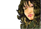 How to Draw Nicky Minaj