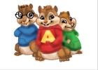 How to Draw Alvin and the Chipmunks