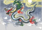 How to Draw Chinese Dragons