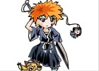 How to Draw Chibi ichigo