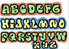 How to Draw The Alphabet