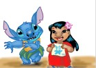 How to Draw Lilo and Stitch