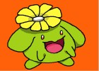 How to Draw Skiploom Pokemon Character 4