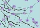 Little Purple Pansies