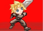 How to Draw Chibi Cloud