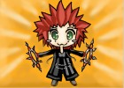 How to Draw Chibi Axel