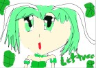 How to Draw Lettuce Midorikawa