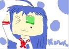 How to Draw Konata Izumi