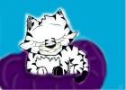 Lil White Tiger
