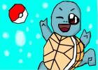 How To Draw Squirtle From Pokemon And More!