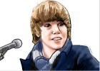 How to Draw Justin Beiber