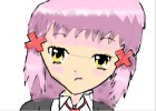Amu-chan from shugo chara