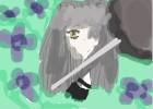 How to Draw Anju (Chibi Vampire)
