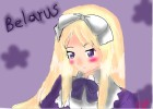 How to draw Belarus from Axis Power Hetalia