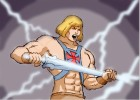 How to draw He-Man
