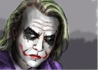 How to Draw the Joker from Dark Knight