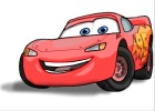 How to Draw Cars Lightning Mcqueen