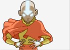 How to Draw Avatar Aang from Avatar The Last Airbender