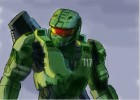 How to Draw Master Chief Petty Officer John 117