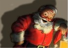How to Draw Santa Clause