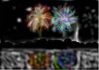 How to Draw Fireworks At Dc