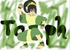 Drawing Contest Entree;Toph