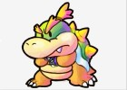 How to Draw Baby Bowser from Super Mario Bros
