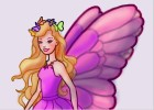 How to Draw Barbie As Mariposa