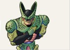How to Draw Cell from Dragon Ball Z