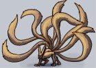 How to Draw The Nine Tailed Demon Fox from Naruto