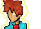 How to Draw Tsuna In The Hard Way!!!