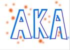 Aka Graffiti