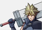 How to Draw Cloud Strife from Final Fantasy VII