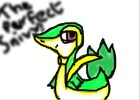 How to Draw Snivy