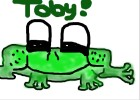 Toby The Ugly Frog