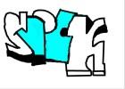 Graffiti &Quot;Sick&Quot;