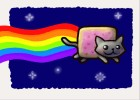 How to Draw Nyan Cat