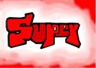 How to Draw Graffiti-Super.