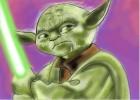 How to Draw Yoda