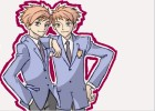 How to Draw Hikaru And Kaoru Hitachiin from Ouran High School Host Club