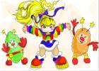 How to draw Rainbow brite and friends