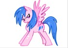 How to draw Firefly from My Little Pony Friendship is Magic