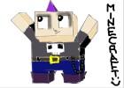 Minecraft Charector