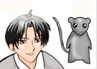 How to Draw Shigure Sohma And Yuki Sohma from Fruits Basket