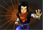 How to Draw Android 17 from Dragonball Z