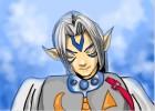 How to Draw  Fierce Deity Link from Legend Of Zelda