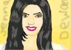 how to draw Jenna Dewan(stardoll vesion)