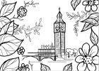 How to Draw The Big Ben In London
