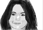 How to Draw Miranda Cosgrove